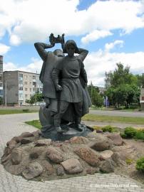 Минский район, Заславль